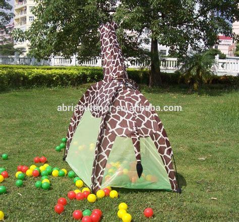 Backyard Discovery Giraffe Tent Play Tent Outdoor Play Tents Giraffe Shape Tents Buy
