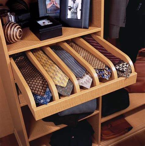 Tie Drawer by Pull Out Tie Drawer Closet Storage