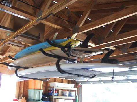 Sup Ceiling Rack by Expandable Ceiling Surfboard Sup Rack Gatekeepers