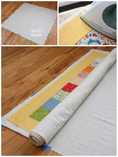 quilting basting tutorial quilt along series sewing the quilt together quilting