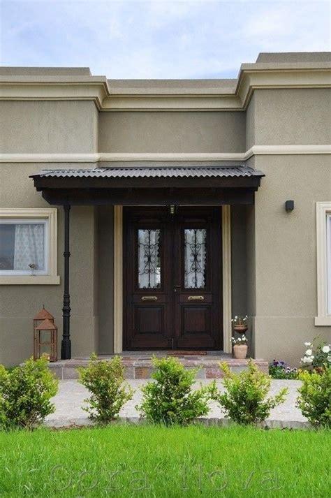 puertas de entradas de casas las 25 mejores ideas sobre casas de estilo colonial en