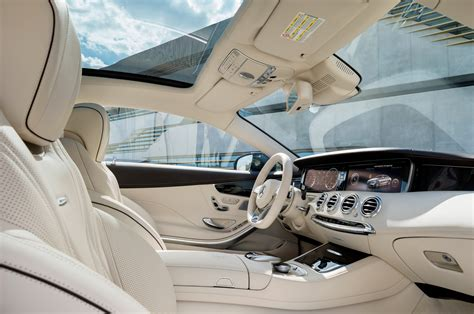 S65 Interior by 2015 Mercedes S65 Amg Coupe Look Photo Gallery