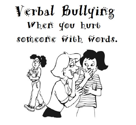 anti bullying coloring pages for kids