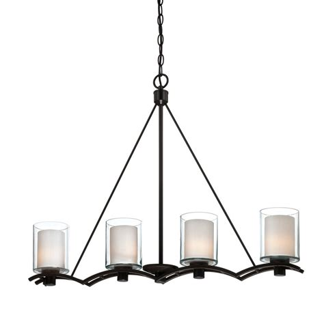 shop artcraft lighting andover 4 25 in w 4 light