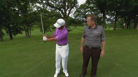 Tom Pernice Jr Shares 9 O Clock Swing Drill Golf Channel