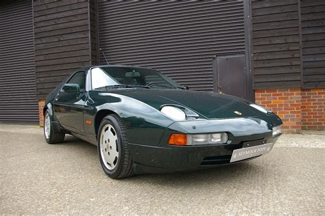 porsche v8 used porsche 928 s4 5 0 v8 exclusive edition automatic