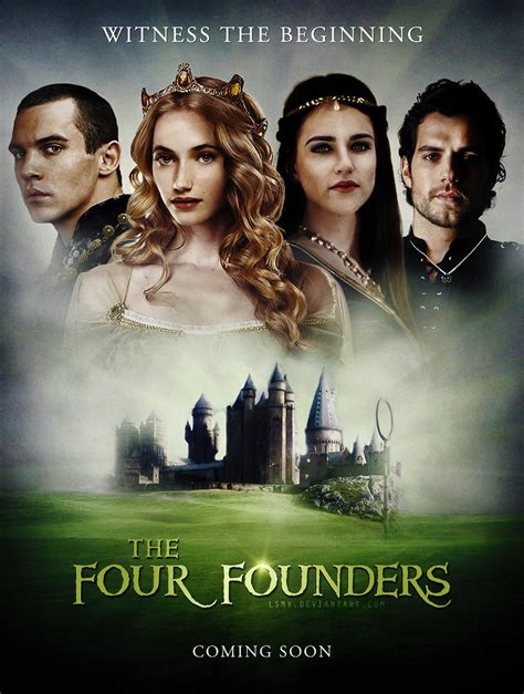 founders of the four founders by lsmyang on deviantart