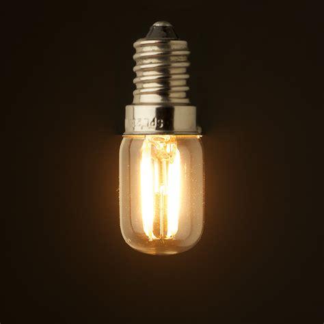 what watt light bulb e14 filament led mini pilot bulb