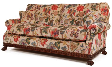 designer fabric sofas cool floral print fabric sofas designs and colors modern