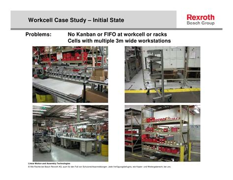 design for manufacturing case study lean manufacturing and ergonomic workcell design