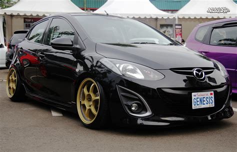High Quality Import Japan Style Black mazda 2 7 high quality mazda 2 pictures on motorinfo org