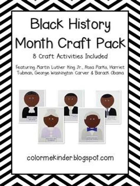 black history month crafts 17 best images about rosa parks on rosa parks