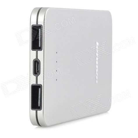 Power Bank Lenovo Pb410 lenovo pb410 5000mah dual usb portable li polymer power