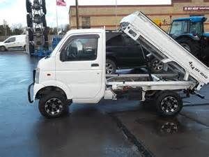 Small Suzuki Truck 1 Suzuki Mini Trucks Maher Tractor Sales