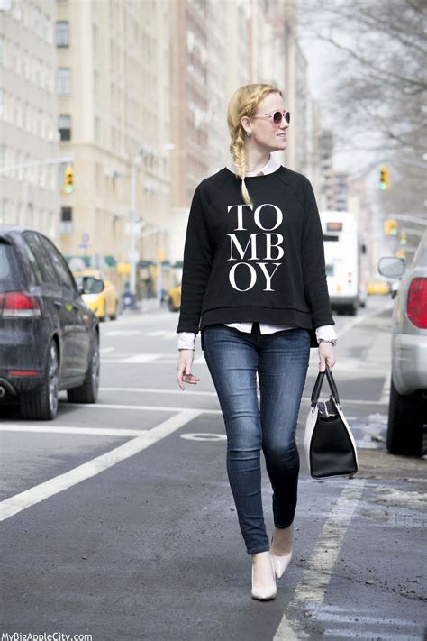 style fashion tomboy ootd new york fashion bloggermybigapplecity