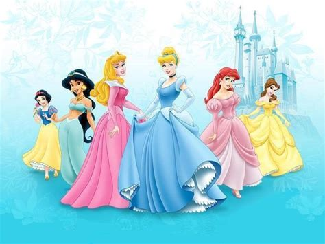 all disney princesses baby wallpaper