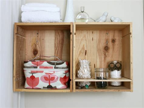 creative bathroom storage solutions