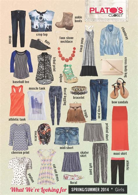Platos Closet Buying by What S Plato S Closet Buying Find Out The Clothes And