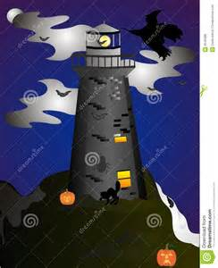 Lighthouse House Plans Haunted Lighthouse Royalty Free Stock Photos Image 8549388