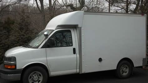 manual cars for sale 2008 chevrolet express 3500 parking system find used 2008 chevrolet express 3500 w ten foot spartan body and custom shelves in new hope