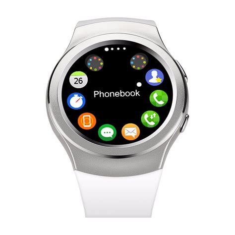 android silver frezen smartwatch bluetooth for ios android silver jakartanotebook