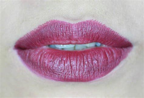 Lipstik Purbasari Matte review purbasari matte lipstick new shade