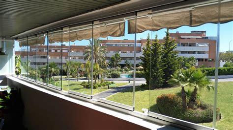 cortinas para terraza cortinas de cristal en m 225 laga cerramientos de terrazas
