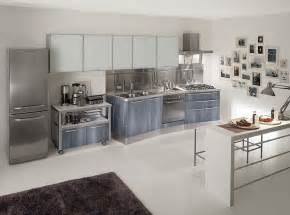 Stainless Steel Kitchen Cabinet Uncovering Facts About Metal Kitchen Cabinets My Kitchen Interior Mykitcheninterior