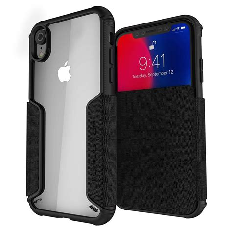 3 iphone xr iphone xr ghostek exec 3 series for iphone xr iphone pro prote