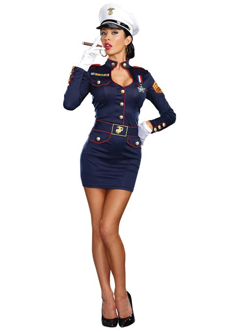 halloween costumes take charge marge navy costume