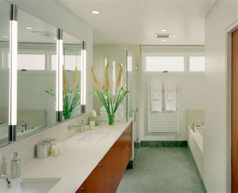 how to choose the lighting fixtures for your home a room - Bathroom Task Lighting
