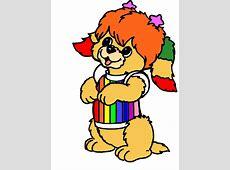 Pictures - RainbowBrite.net Green Cartoon Characters