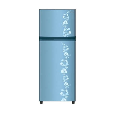Kulkas Sharp 2 Pintu Bunga jual sharp sj196nd fb kulkas 2 pintu kirei series 172ltr