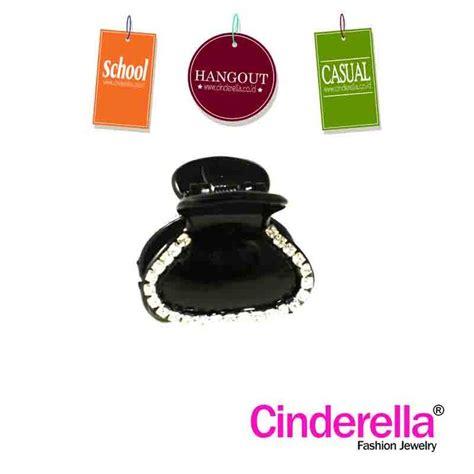 Jepit Rambut Jedai Hitam jepit rambut hitam kecil berbentuk berwarna hitam berhiaskan permata cocok