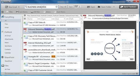 X1 Email Search X1 Search Find Any Document Or Email In A Second