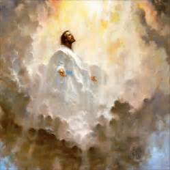 Jesus christ is the risen ascended and glorified son of god this