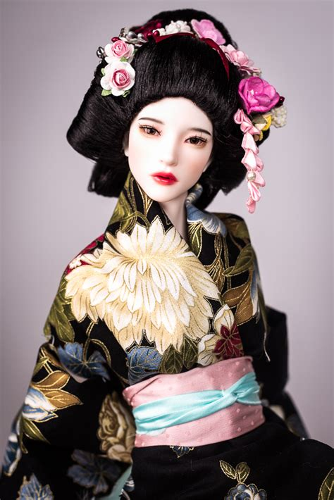Geisha Hairstyles by Geisha Hairdo In Fid Size By Amadiz On Deviantart