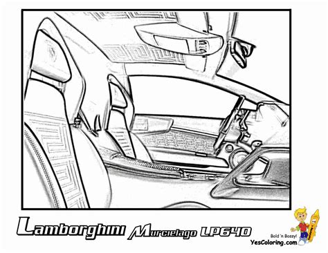 coloring pages lamborghini murcielago free coloring pages of murcielago drawing pages
