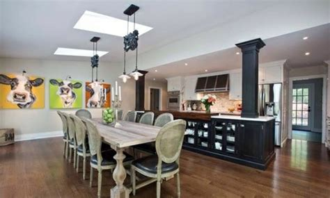 Dining room design ? mix traditional style with contemporary accents Interior Design Ideas