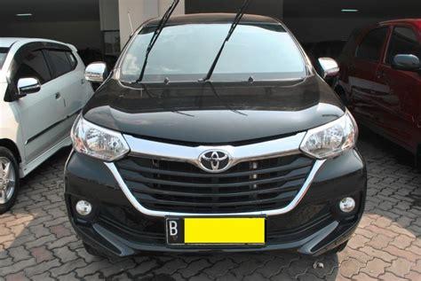2016 Toyota Avanza Veloz 1 3 Mt toyota avanza 1 3 g mt 2016 mobilbekas