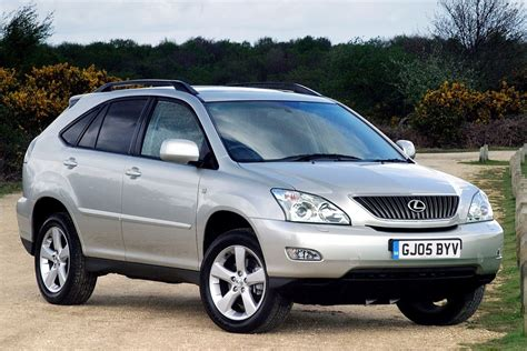 lexus rx300 lexus rx300 2003 car review honest john