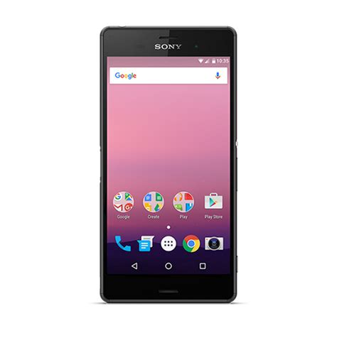 sony android sony xperia z3 fone arena