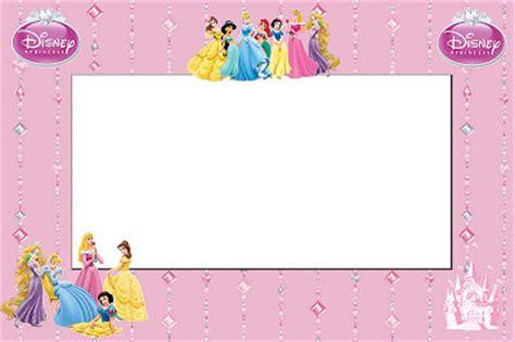 Quality Post It Merek Pronto disney princess free printable invitations oh my