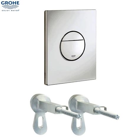 grohe rapid sl 3 in grohe rapid sl 3 in 1 wc set incl 0 82m concealed frame and cistern 38868 000