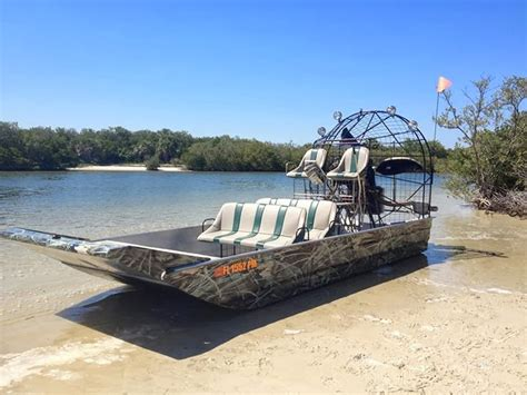 airboat duck blind a1a sign wave mossy oak duck blind airboat wrap a1a