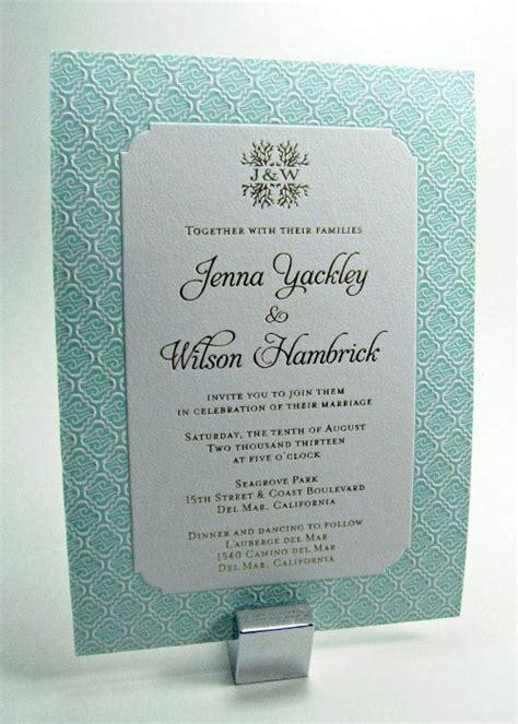 Digby Wedding Invitation And Design Studio by Foil St Letterpress Invitation Designs Digby
