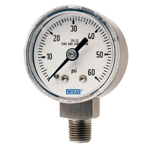 Pressure Wika 232 50 bourdon pressure gauges 131 11 wika usa