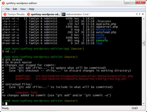 git tutorial unix a better command line for windows outlandish