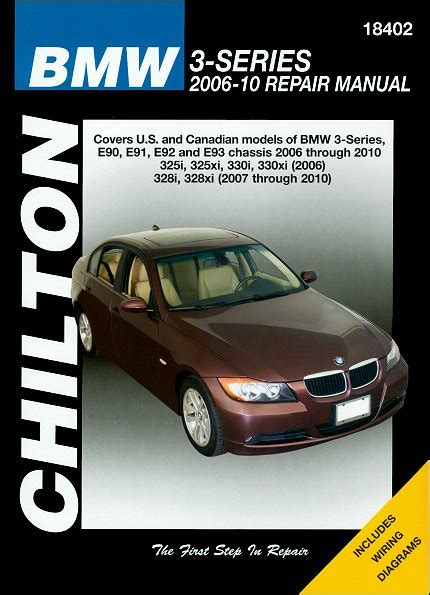 free service manuals online 2010 bmw 3 series user handbook bmw 325i 325xi 328i 328xi 330i 330xi repair manual 2006 2010