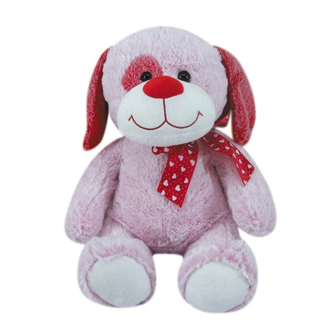 stuffed animals valentines day 14 quot s day stuffed animal pink